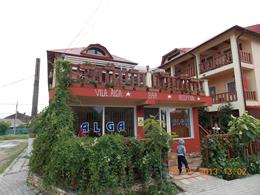Exteriorul vilei