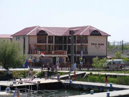 Vila Alga Sulina